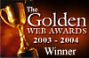 The International Business Center's Geert Hofstede Website Wins the 2003-2004 Golden Web Award for Excellence in content and design.